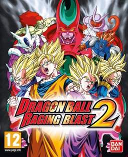 Dragon Ball: Raging Blast.