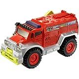 Matchbox Power Shift Fire Truck