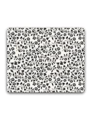 Madanyu - Hand Drawn Floral Print - Mousepad - For Gamers - HD Print