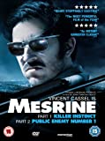Mesrine - Parts 1 & 2  [DVD]