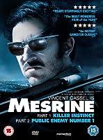 Mesrine - Parts 1 & 2  [DVD]