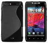 Mumbi TPU Silicone Protective Phone Case for Motorola RAZR Droid XT910