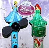 Disney Princess Candy Fan and Sticker Stamper Gift Set