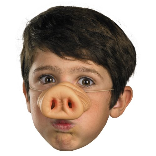 By Disguise Inc Costume Pig Nose