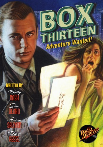 Box Thirteen - Adventure Wanted!