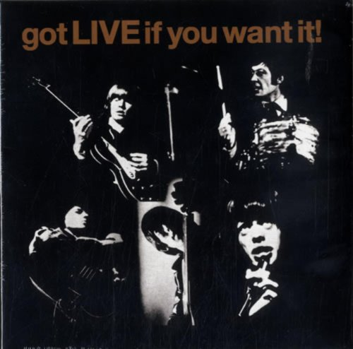 The Rolling Stones - Got Live If You Want It! Record Store Day Exclusive 7