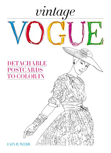 Vogue Coloring Book Uk Pdf Epub Download Conran On Color Ebook