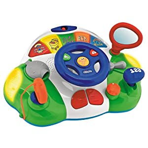 Chicco Toys Smart Driver (Spanish / English)