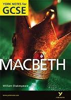 Macbeth: York Notes for GCSE