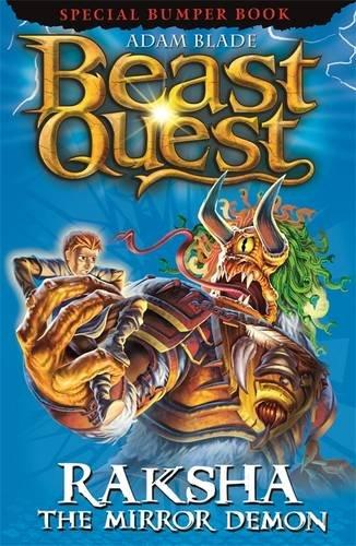 Special 8: Raksha the Mirror Demon (Beast Quest)