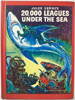 a review of jules vernes book 20000 leagues under the sea Find helpful customer reviews and review ratings for 20000 leagues under the sea at  twenty thousand leagues under  review for a jules verne book, .