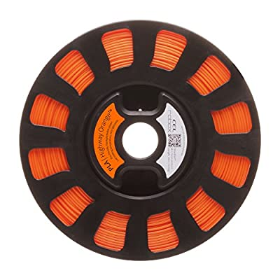 Robox SmartReel OR022 PLA Filament Spool - Orange