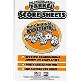 The Original Pocket Farkel Score Sheets