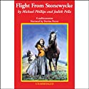 Flight From Stonewycke (       UNABRIDGED) by Michael Phillips, Judith Pella Narrated by Davina Porter