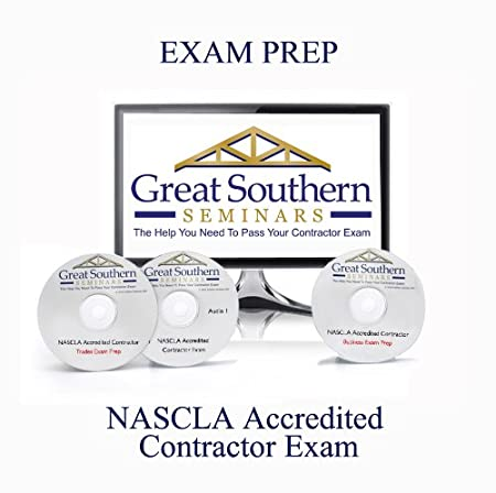 NASCLA Accredited Exam Prep Course