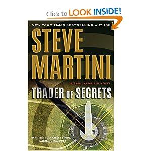 Trader of Secrets - Steve Martini