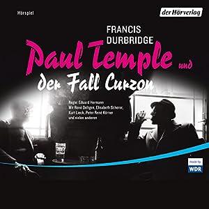 Paul Temple und der Fall Curzon Hörspiel