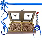 Attractive Treat Of Milk Nutties And Milk Cashew With Combo - Chocholik Dry Fruits
