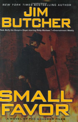 Image of Small Favor (The Dresden Files, Book 10)