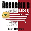 The Assassin's List: Adam Drake, Book 1 Audiobook by Scott Matthews Narrated by Eddie Frierson