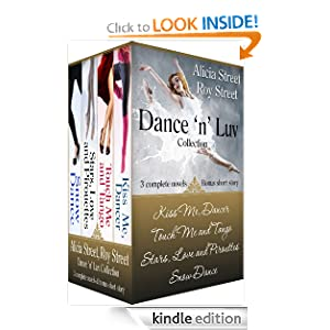 Dance 'n' Luv Contemporary Romance Boxed Set (Books 1-3 plus a short story)