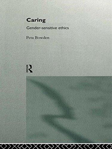Caring: Gender-Sensitive Ethics