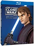 Star Wars: The Clone Wars - The Complete Season Three [Blu-ray] [Region Free]