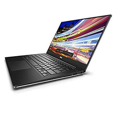 Dell XPS 13 13.3-inch Touchscreen Laptop (Core i7-6500U/8GB/256GB SSD/Win 10/Intel HD Graphics 520), Silver