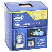 Intel CPU Core i7 4770K 3.50GHz 8Mキャッシュ LGA1150 Haswell UnLocked BX80646I74770K 【BOX】