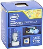 Intel Core i7-4770K Quad-Core Desktop Processor (3.5 GHz,  8 MB Cache, Intel HD graphics, BX80646I74770K)