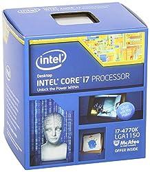 Intel 4th Gen Core i7-4770K Desktop Processors