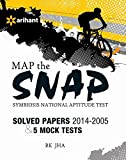 Map the SNAP Symbiosis National Aptitude Test 5 Mock Tests & Solved Papers (2014-2005)