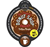 Coffee People Donut Shop Extra Bold Travel Mug, Vue Cup Portion Pack for Keurig Vue Brewing Systems (72 Count)