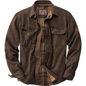 Journeyman Shirt Jacket by Legendary Whitetails