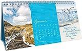 Image de Träume vom Meer 2017: 3-teiliger Tischkalender mit Monatskalendarium