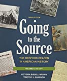 img - for Going to the Source 3e V1 & Going to the Source 3e V2 book / textbook / text book