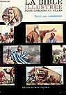 La Bible illustrée pour garçons et filles par Tamisier