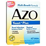 Azo Yeast Infection Prevention - 60 Tablets by AZO