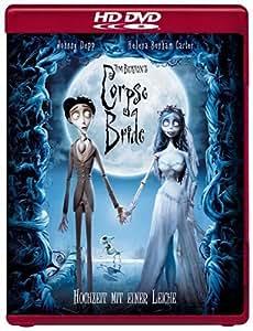 Corpse Bride - Hochzeit mit einer Leiche [HD DVD] [Import allemand]