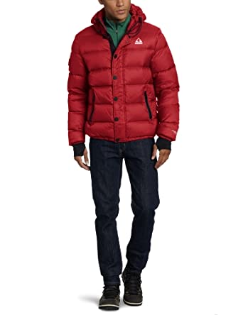 Gerry Men's Cunningham Down Jacket, Cardinal, Medium