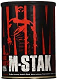 Universal Nutrition Animal M Stak - The Non-Hormonal Anabolic Stack, 21-Count