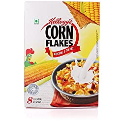 Kellogg's Corn Flakes - Original & Best, 250g Carton