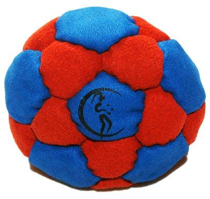 pro-hacky-sack-32-paneelen-blau-rot-profi-freestyle-footbag-hacky-sack-fur-anfanger-und-profis-ideal