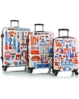 Heys Fernando Volken Togni - Cities 3-piece Spinner Luggage Set New