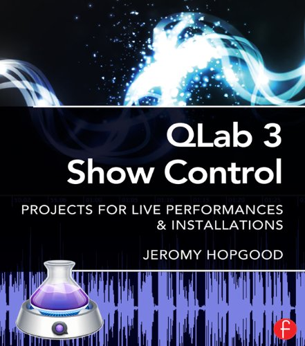 Q Lab Show Control: Projects For Live Performance And Installations: Projects For Live Performances & Installations