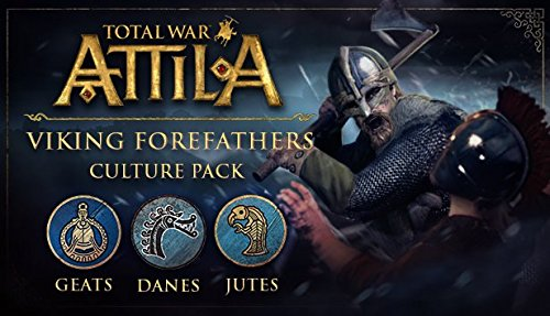 Total War: ATTILA Viking Forefathers Culture Pack [Online Game Code] (Gtx 560 Ti 4gb compare prices)