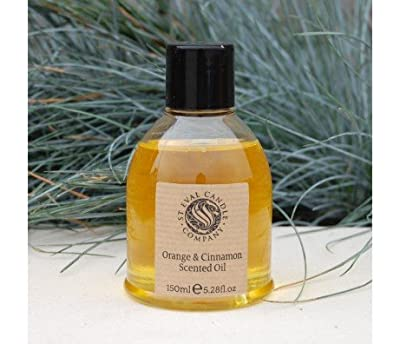 St Eval Scented Reed Diffuser REFILL - Orange & Cinnamon - 150ml Bottled Liquid