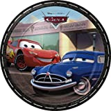 Disney's CARS Dessert Plates, 8-Count Packages (Pack of 6)