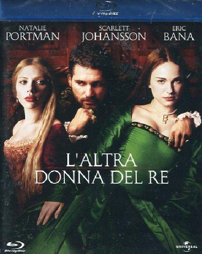 L'altra donna del re [Blu-ray] [IT Import]