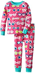 Hatley Little Girls' Sunglasses Pajama Set
